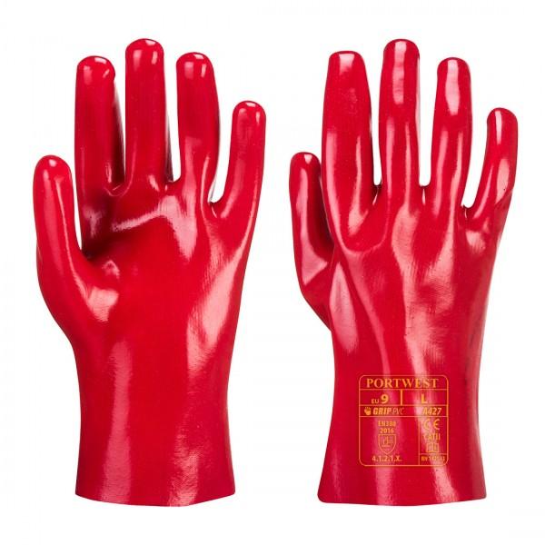 PVC Stulpenhandschuh