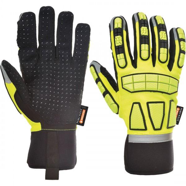Stoßschutz Handschuh