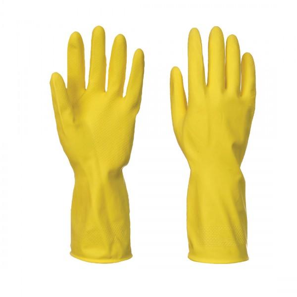 Haushalts Latex Handschuh