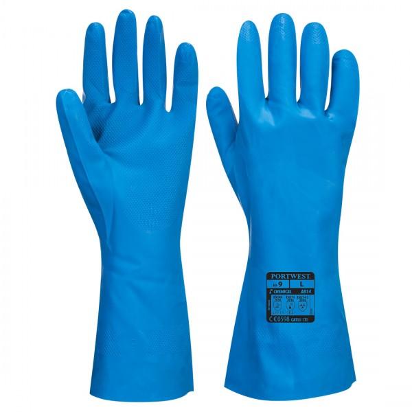 Nitril Handschuh für die Lebensmittelindustrie