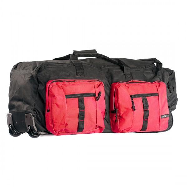 Rolltasche mit Multifunktionstaschen