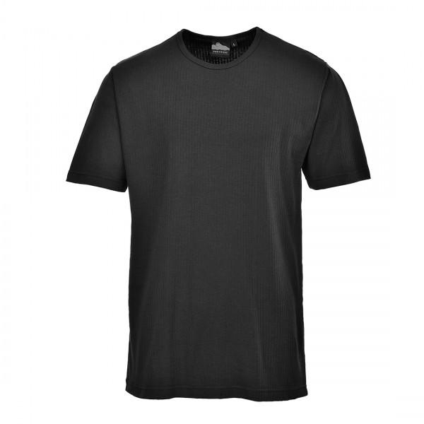 Kurzarm Thermo-T-Shirt