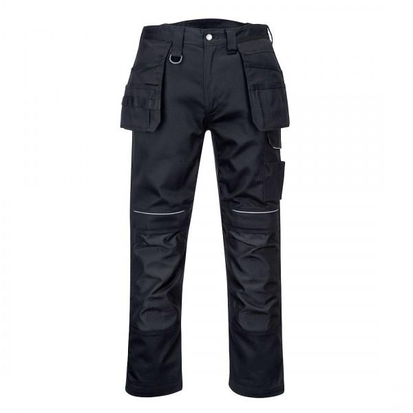PW3-Hose aus Baumwolle mit Holster