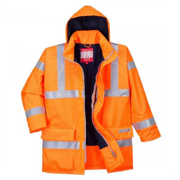 Wasserdichte Multisafe Warnschutz Jacke