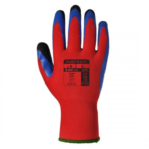 Duo-Flex Handschuh - Latex
