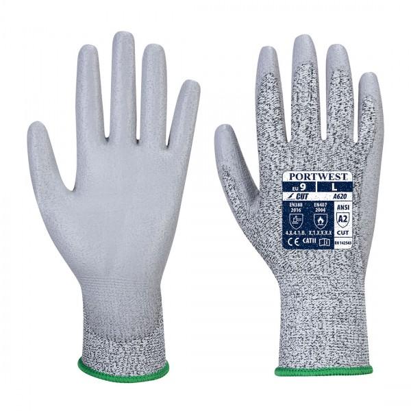 LR Cut PU Palm Handschuh