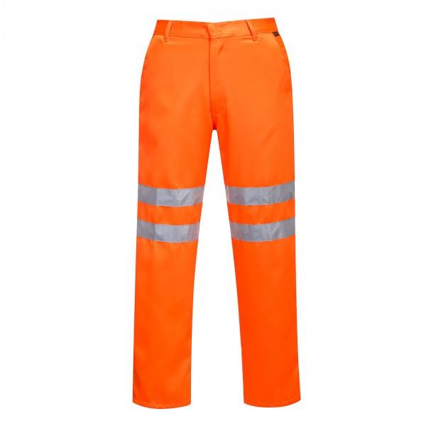 Warnschutz-Hose aus Polyester-Baumwolle RIS