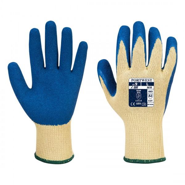 Cut 3 Latex Grip Handschuh