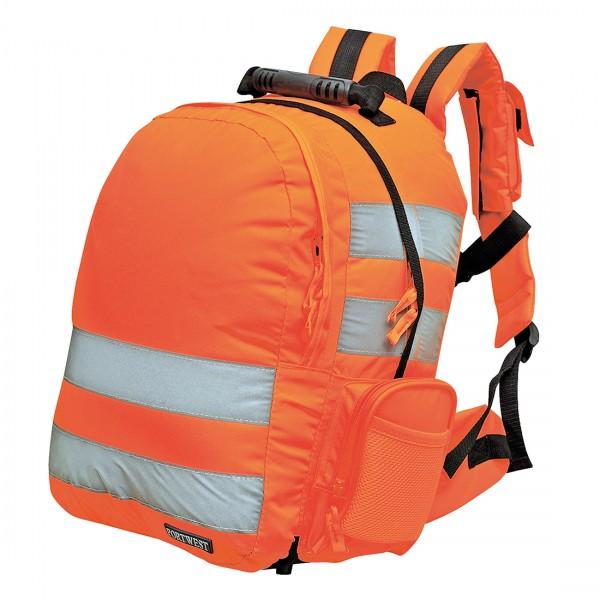 Schnellverschluss-Warnschutz-Rucksack