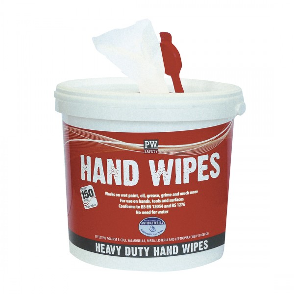 Hand Wipes (150 Tücher)