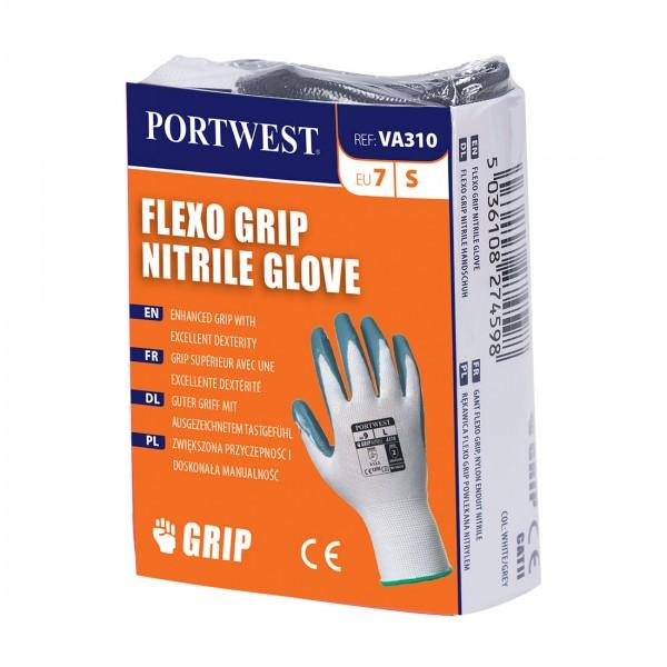 Flexo Grip Nitril-Handschuh für Verkaufsautomaten