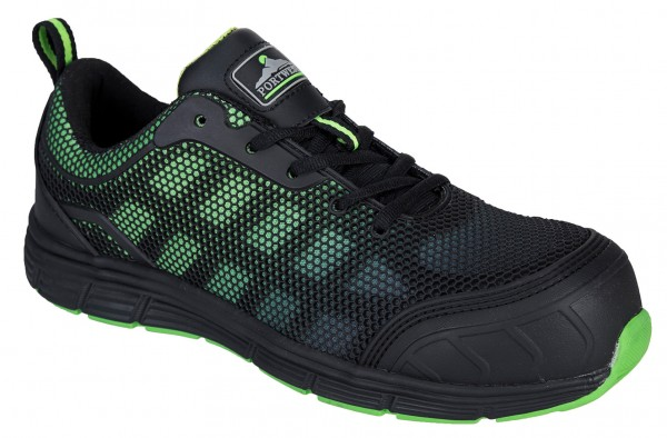 Portwest Compositelite Ogwen Low Cut Trainer S1P