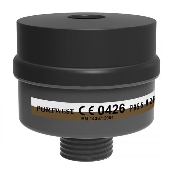A2P3 Kombifilter mit Universalverschluss