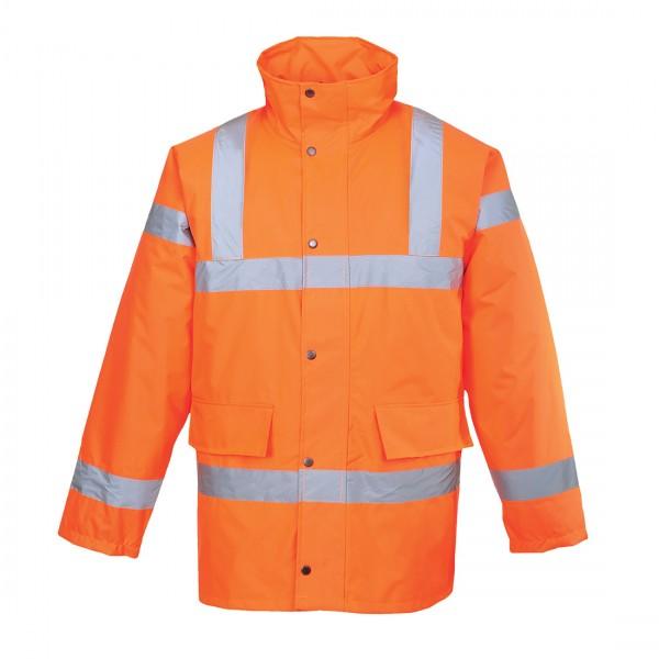 Verkehrs-Warnschutz-Jacke