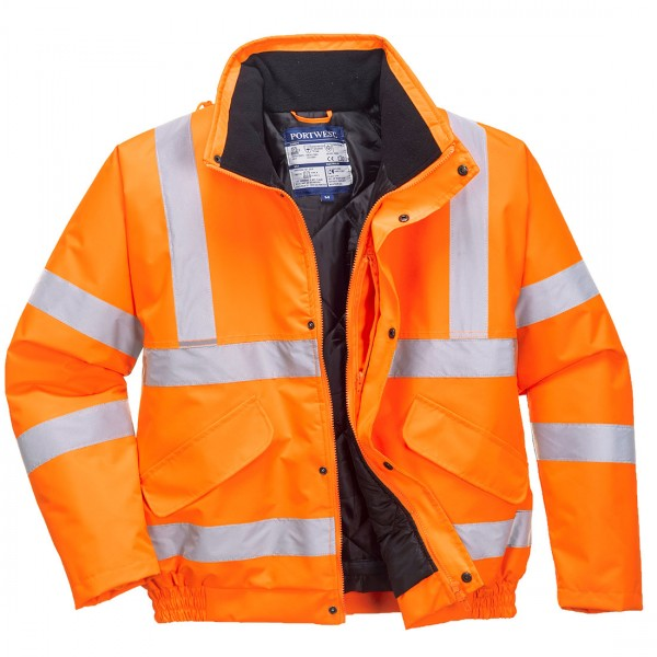Warnschutz-Pilotjacke Jacke RIS