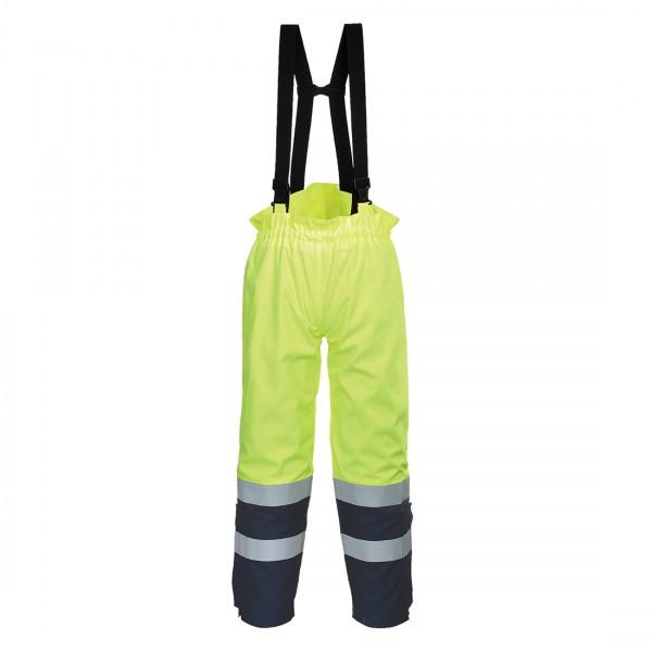 Bizflame Störlichtbogen-Warnschutz-Multi-Norm Hose