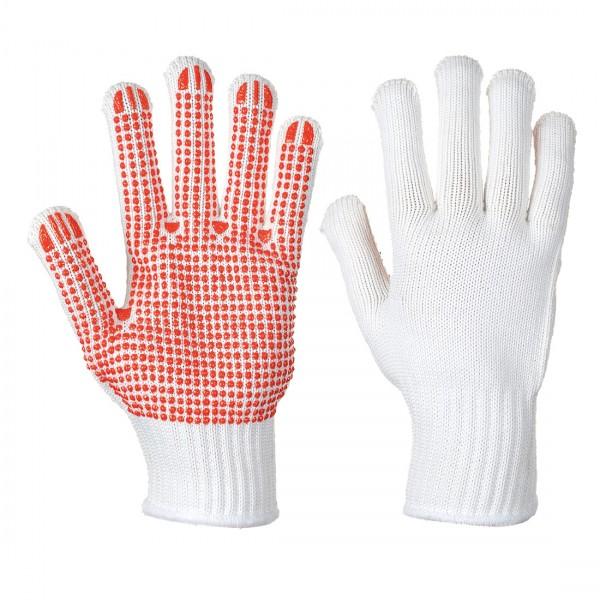 Schwerer genoppter Handschuh