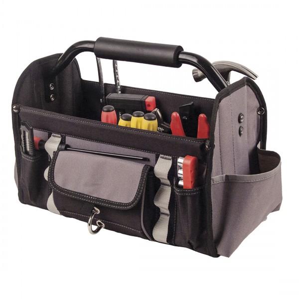 Offene Werkzeugtasche