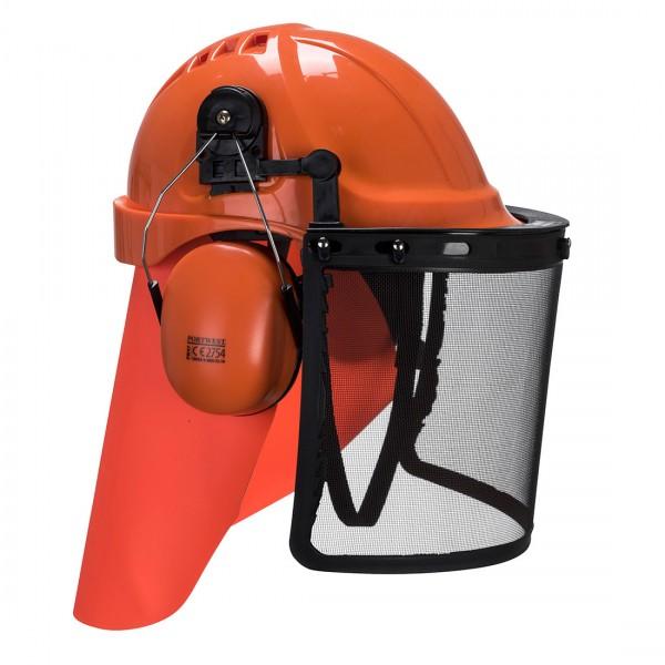 Nackenschutz für Helme