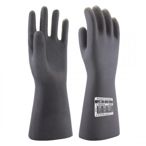 Neopren Chemikalienschutz Stulpenhandschuh