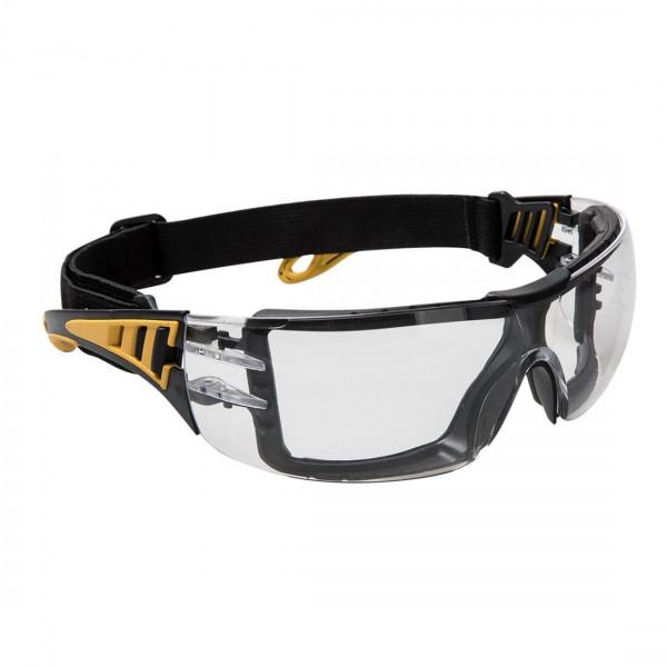Undurchlässige Tech-Brille