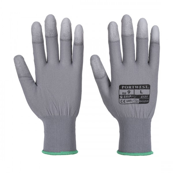 PU-Fingerkuppen Handschuh