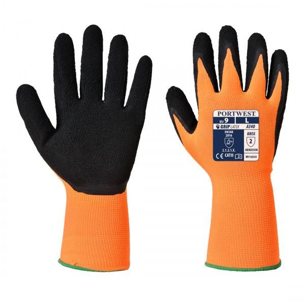 HiVis Grip Handschuh - Latexschaum