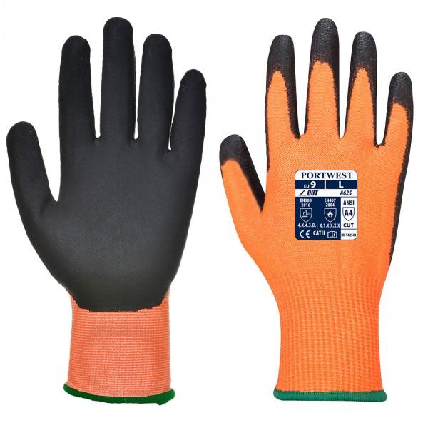 Vis-Tex PU Schnittschutzhandschuh