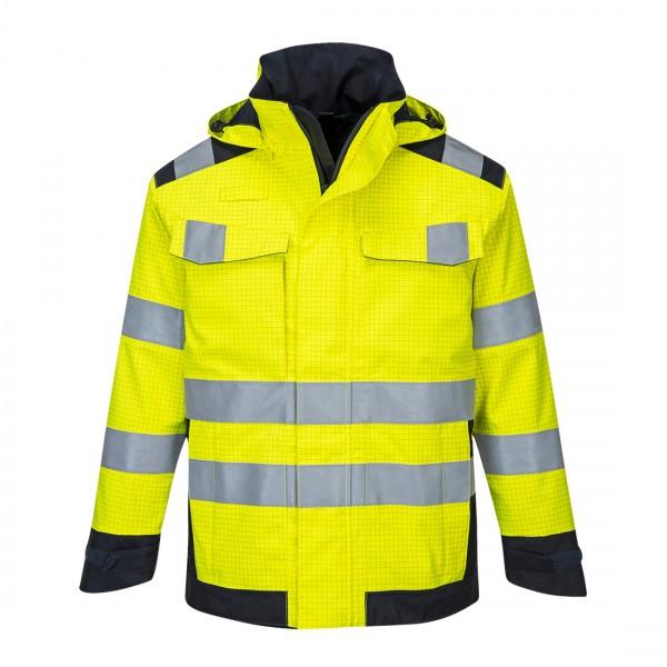 Modaflame Regen Multi-Norm Arc-Jacke
