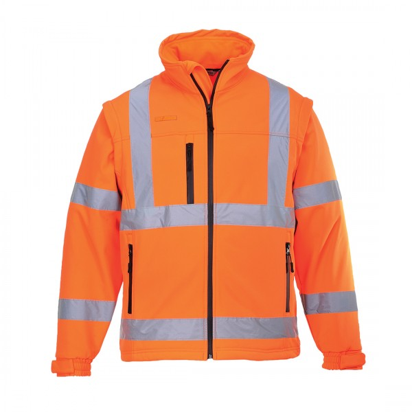 Warnschutz-Softshell-Jacke (3L)