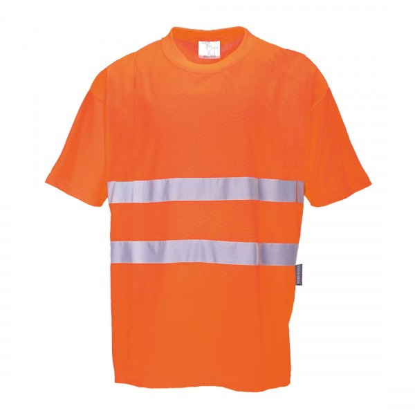 Baumwoll- Comfort-T-Shirt