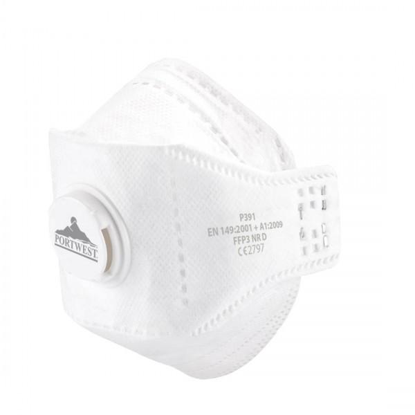 EAGLE FFP3 Dolomit faltbare Feinstaubmaske mit Ventil
