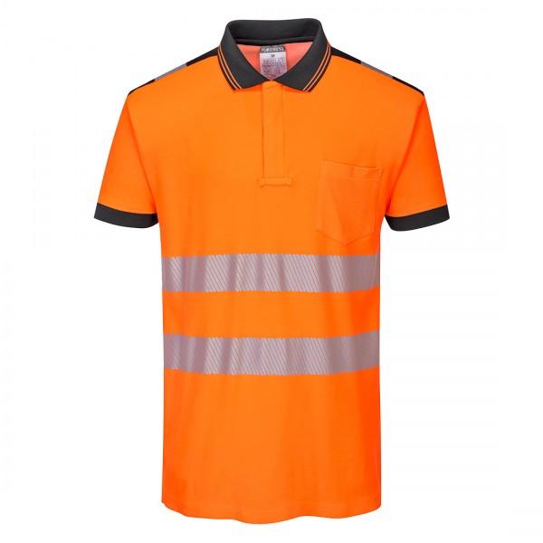 PW3 Warnschutz-Poloshirt