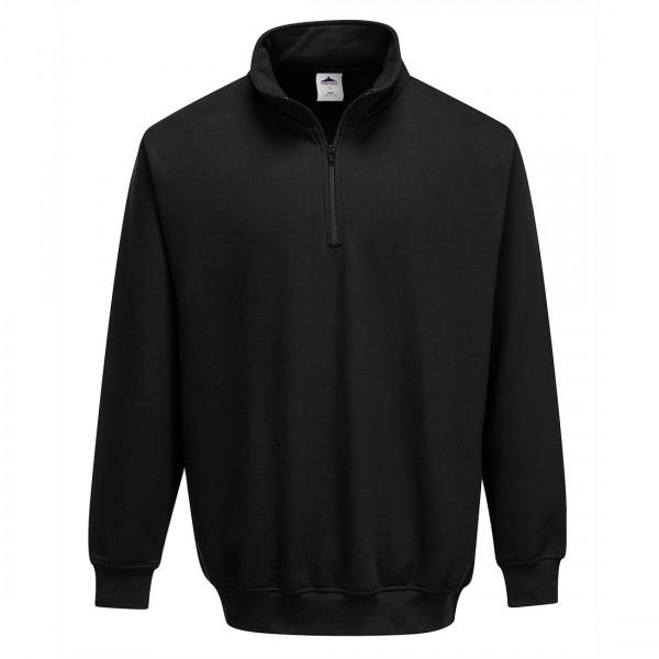 Sorrento Sweatshirt mit Reißverschluss