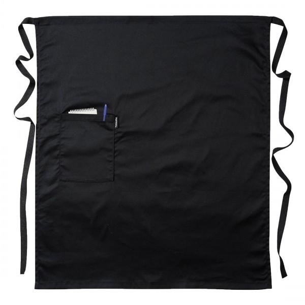 Taillen-Schürze mit Tasche