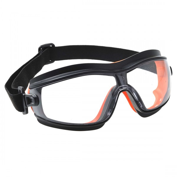Slim Safety Vollsichtbrille