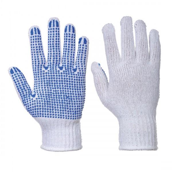Klassischer Noppen- Handschuh