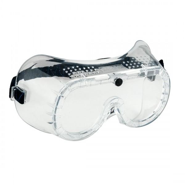 Direkt belüftete Vollsicht-Schutzbrille
