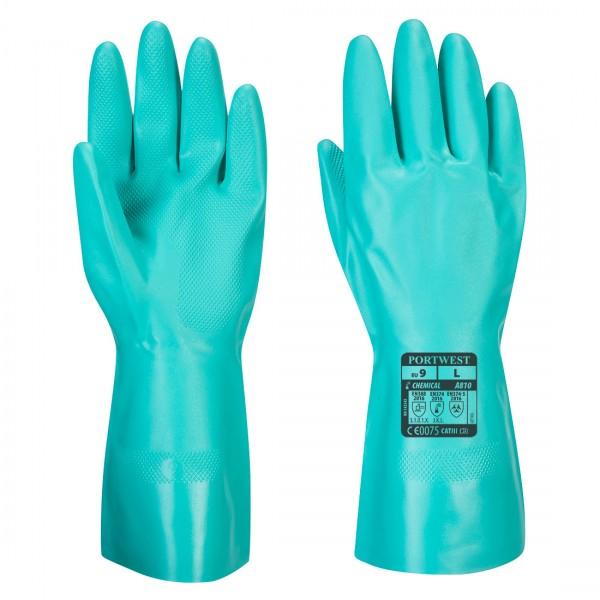 Chemikalienbeständiger Stulpenhandschuh