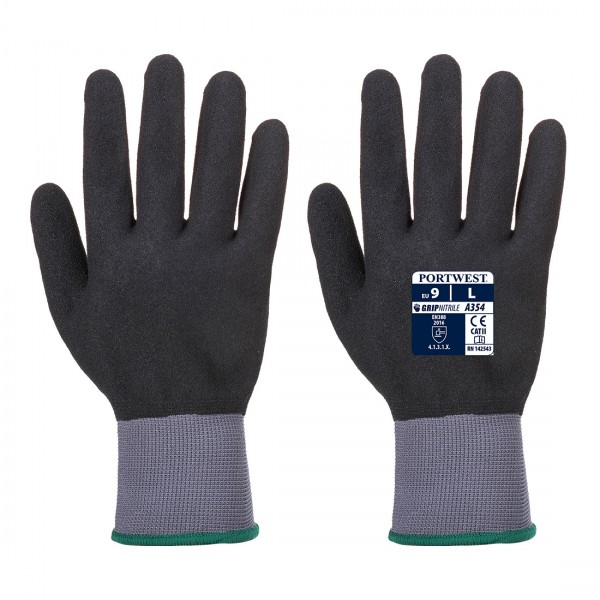 DermiFlex Ultra Pro Handschuh - PU/Nitrilk beschichtet
