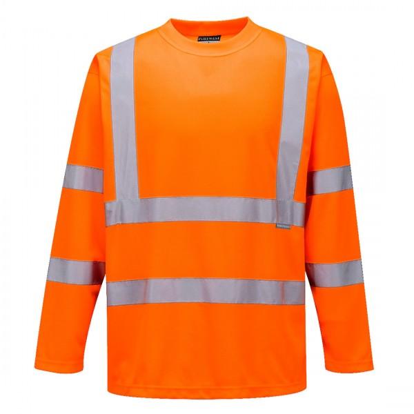 Warnschutz Langarm-T-Shirt