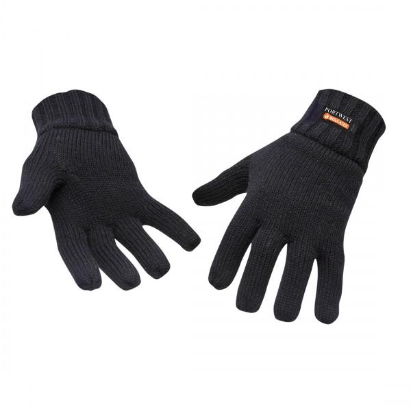 Strick-Handschuh mit Insulatex-Futter