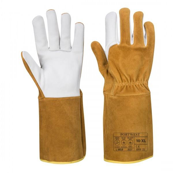 WIG Ultra Schweißerschutz Handschuh