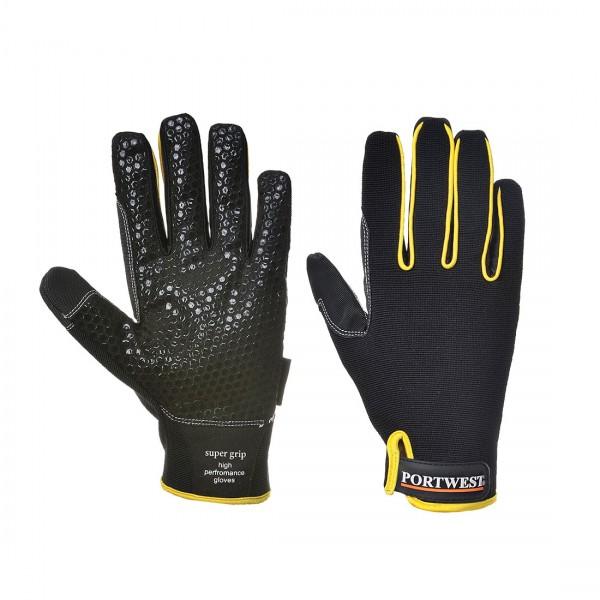 Supergrip - Hochleistungs Handschuh
